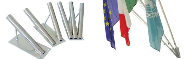 Bandiere online - Porta bandiere da tavolo ...